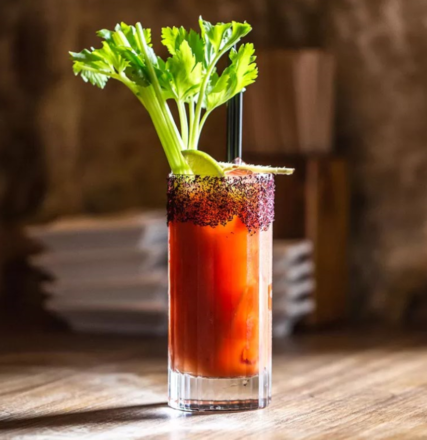 Bloody Mary - drink anni 80