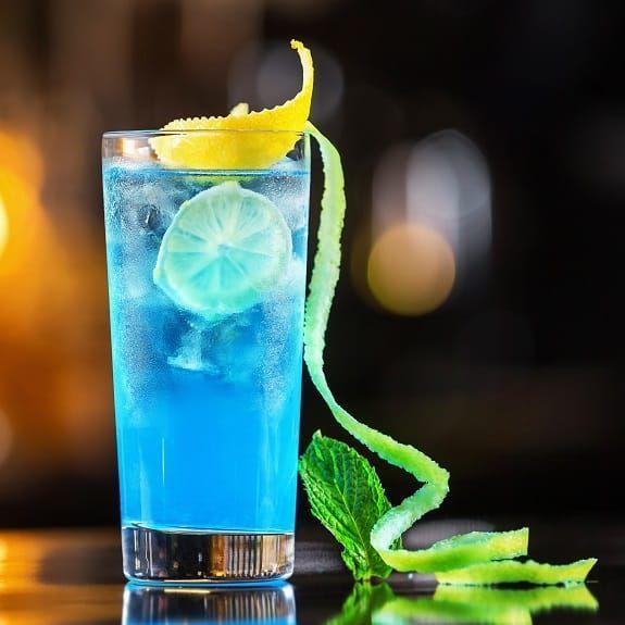 Blue Lagoon - drink anni 80